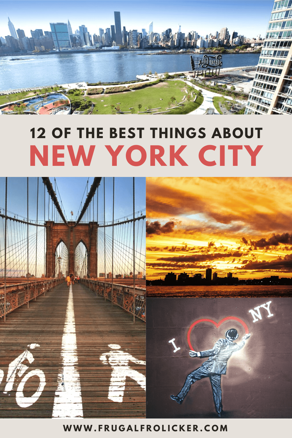 The Best Things About New York City