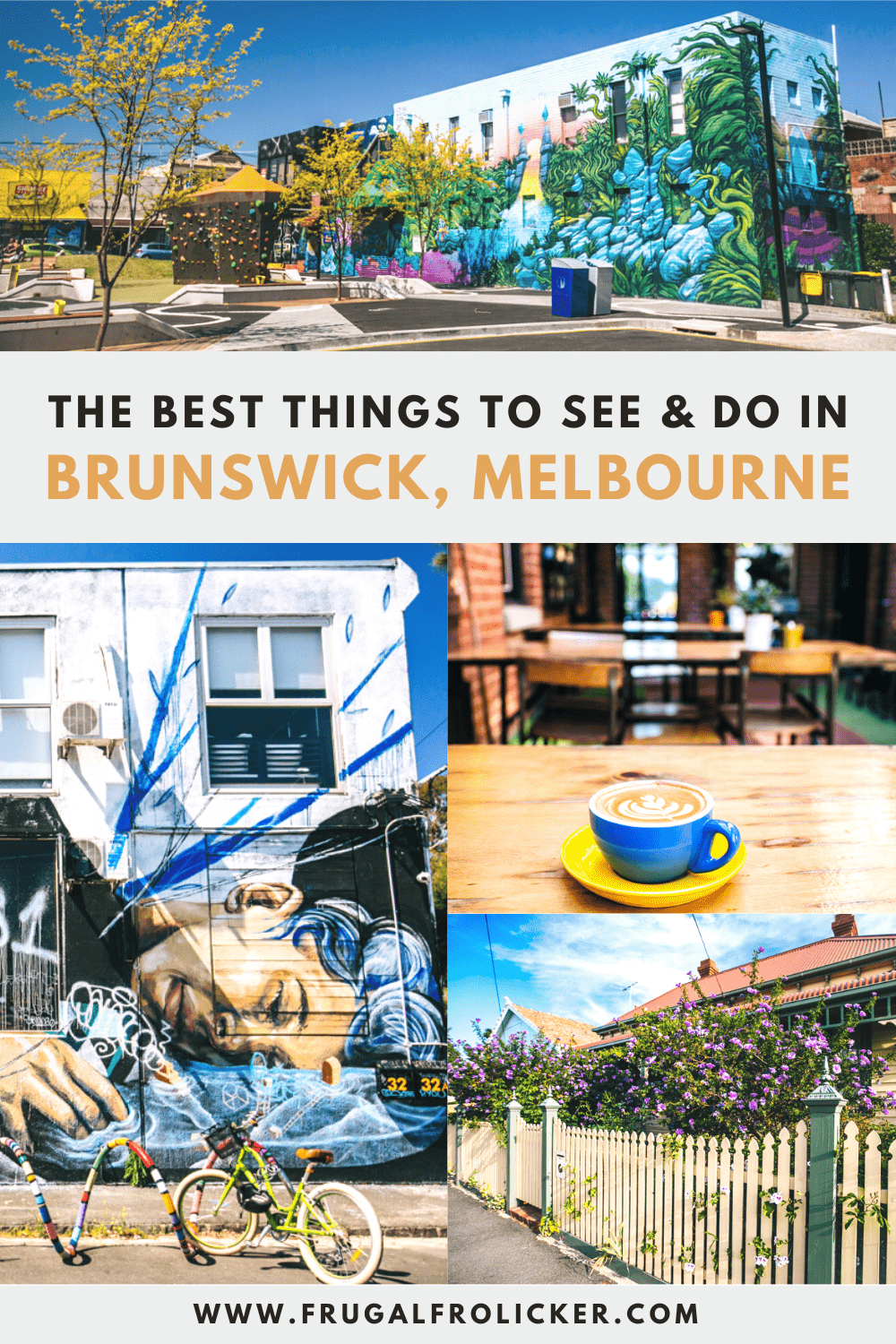 Things to love about Brunswick, Melbourne
