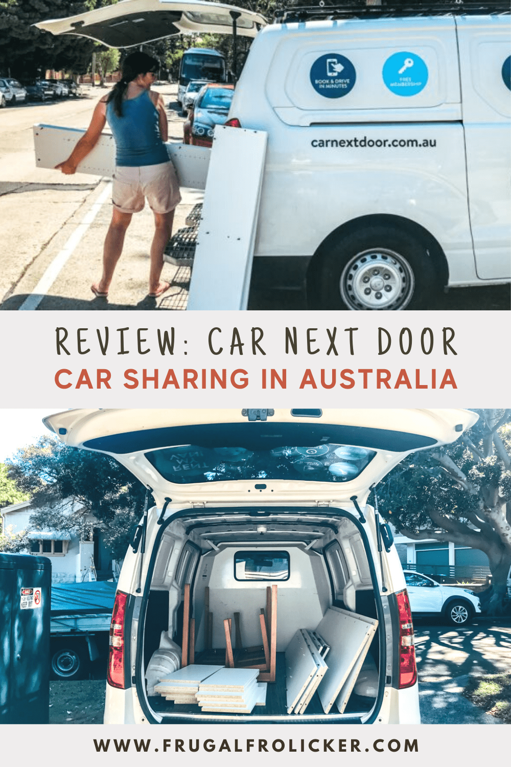 Car Next Door: car sharing in Australia