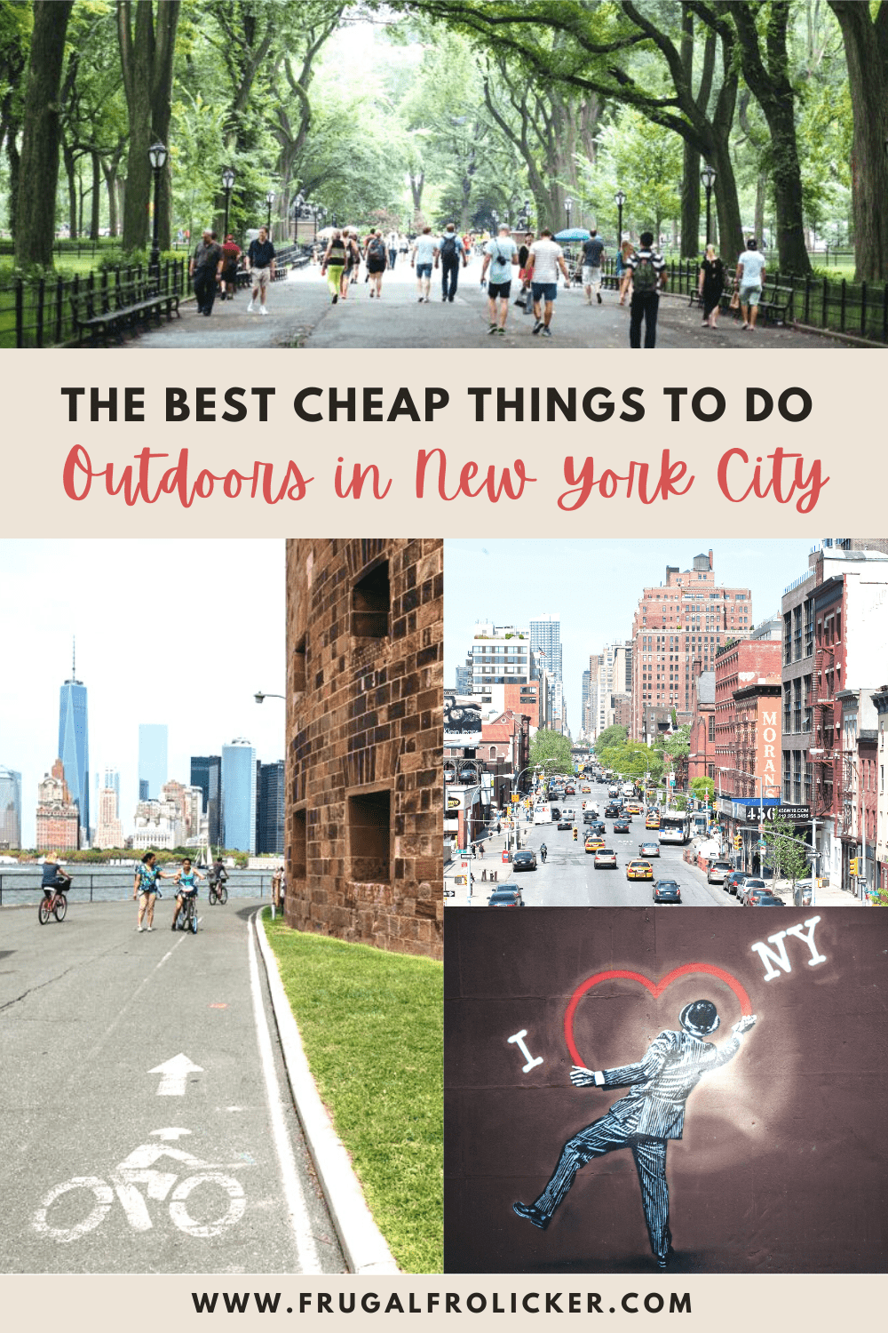 Cheap Things To Do In NYC That Are Outdoors
