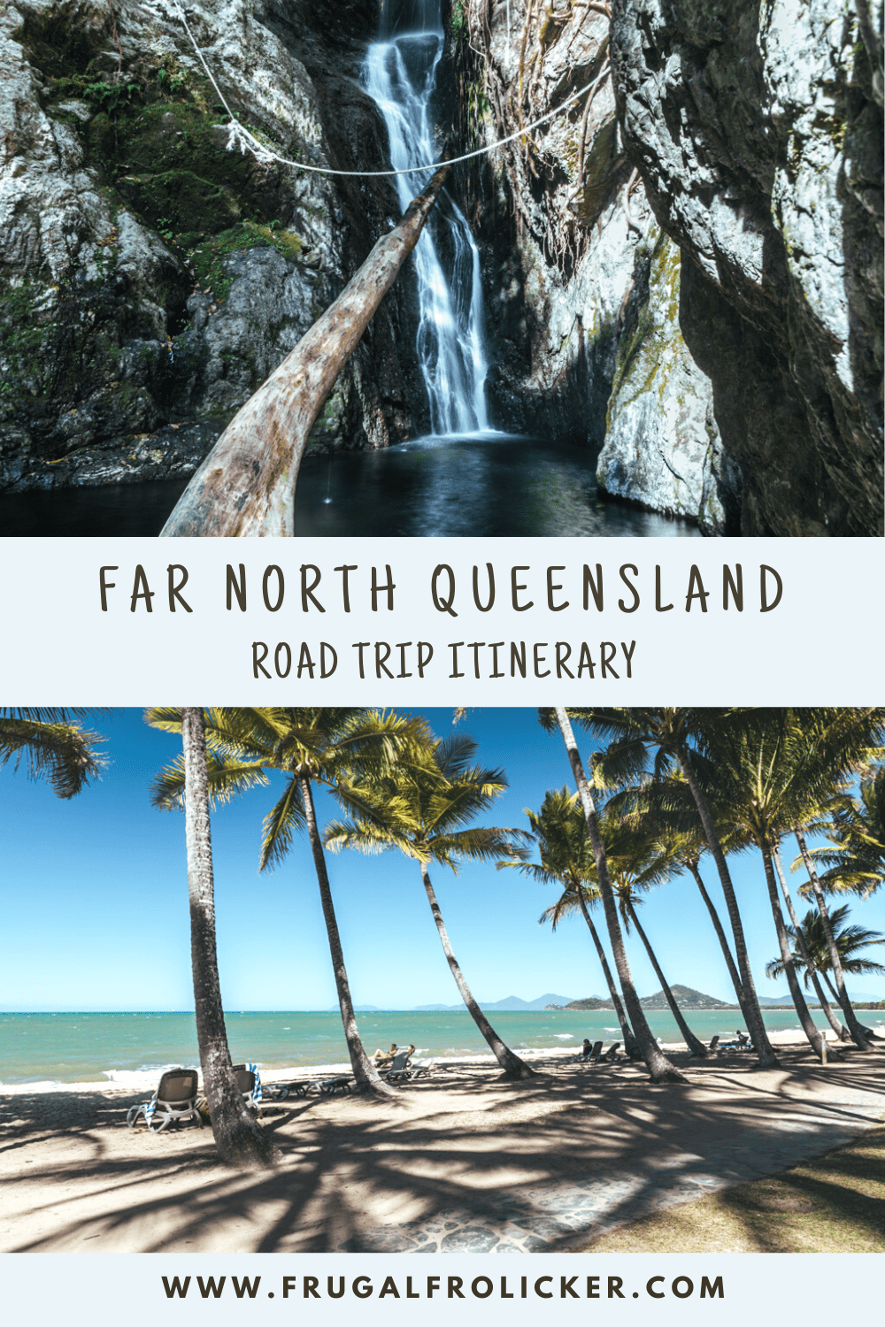 Far North Queensland road trip itinerary