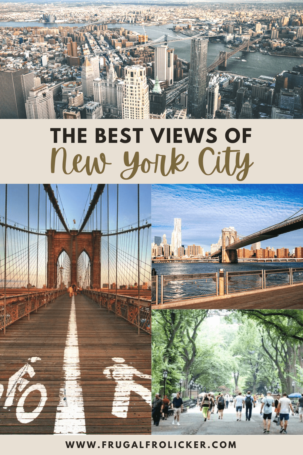 New York City Best View | The Best Views in NYC