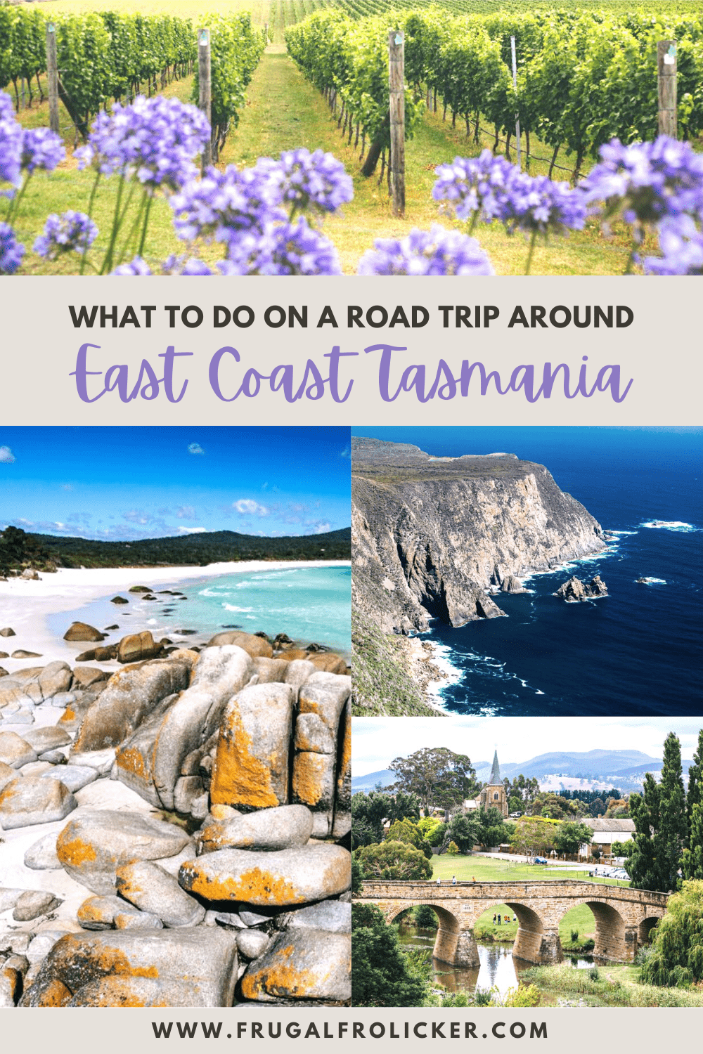 Tasmania Road Trip 5 days