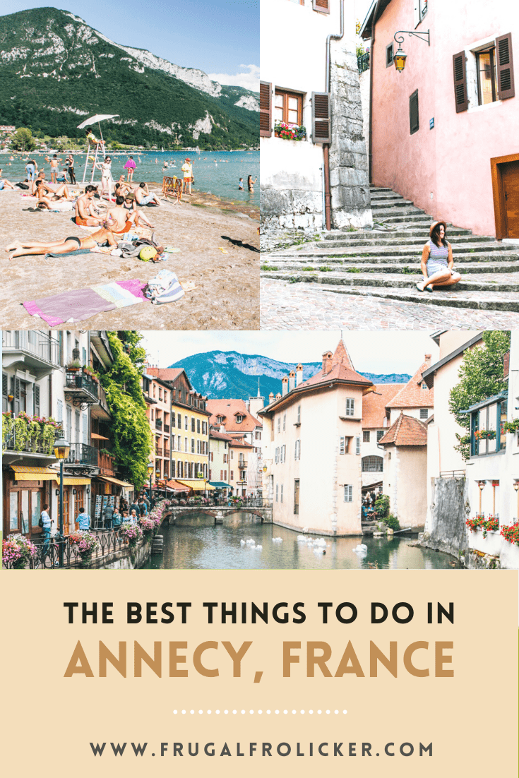 Things to do in Annecy, France